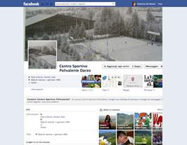 pagina facebook centro sportivo polivalente